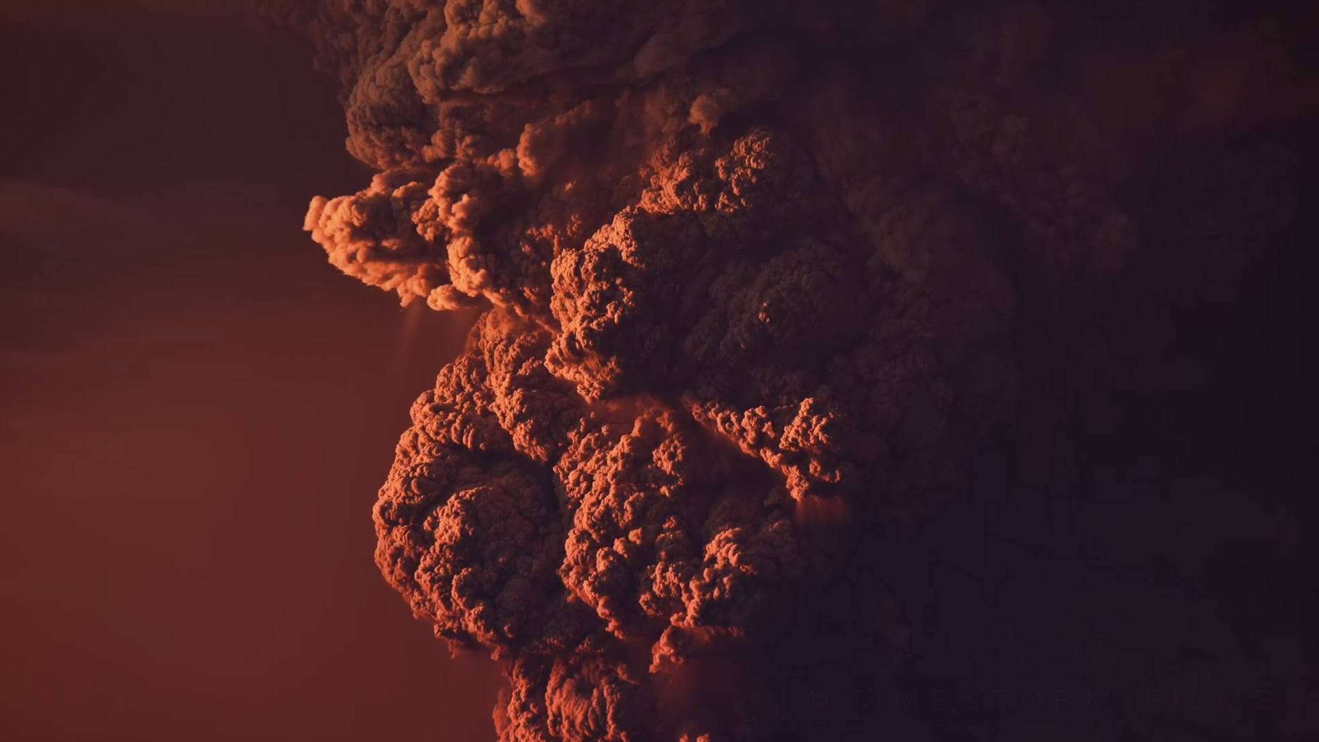 Извержение Кальбуко, Анды, Чили.>> 22 апреля 2015 года